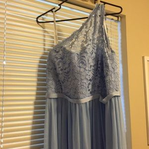 Very pretty blue Brides Maid/prom dress